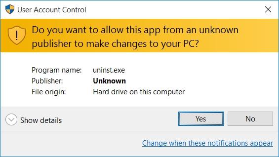 رسالة هل تسمح لتطبيق PicPick بإجراء تغييرات